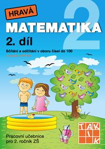 Hravá matematika 2 – pracovní učebnice 2. díl