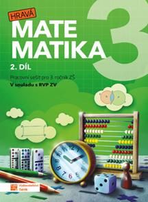 Hravá matematika 3 – pracovní sešit 2. díl
