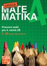 Hravá matematika 4 2. díl – pracovní sešit (původní řada)