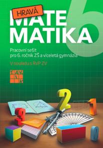 Hravá matematika 6 – pracovní sešit