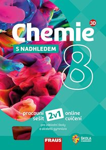 Chemie 8 s nadhledem - pracovní sešit /nová generace/