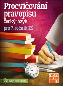 Procvičování pravopisu pro 7. ročník ZŠ