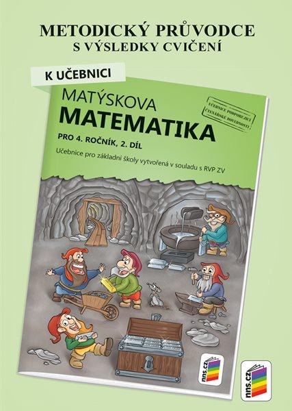 Matýskova matematika pro 4. ročník, 2. díl - metodický průvodce - A5