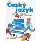 Český jazyk pro 4. ročník ZŠ - učebnice 2. část