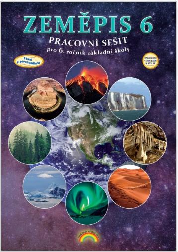 Zeměpis 6 - Planeta Země - pracovní sešit, Čtení s porozuměním - B. Doležel - A4