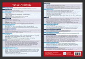 Přehledová tabulka učiva - Přehled literárního vývoje
