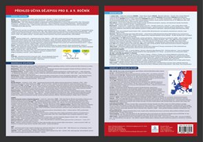 Přehledová tabulka učiva - Přehled učiva dějepisu 8. - 9. ročník
