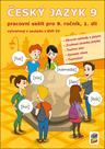 Český jazyk 9, 1.díl - pracovní sešit
