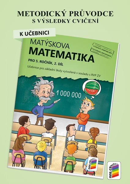 Matýskova matematika pro 5.ročník, 2.díl - metodický průvodce - A5
