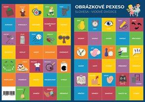 Pexeso - Český jazyk - Vidové dvojce