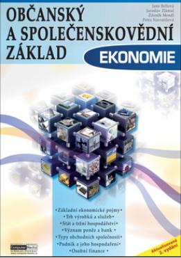 Ekonomie - Občanský a společenskovědní základ - Zlámal, Bellová, Mendl a kol. - A4