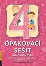 Opakovací sešit, 4. třída – Český jazyk, matematika, anglický jazyk, přírodověda, vlastivěda
