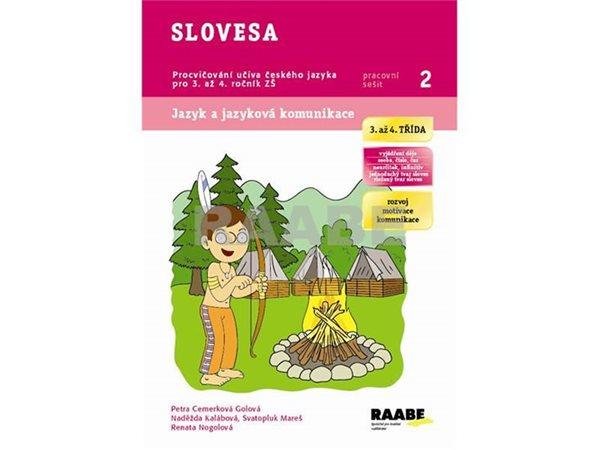 Slovesa - Pracovní sešit - Mareš S. Mgr. a kolektiv - A4