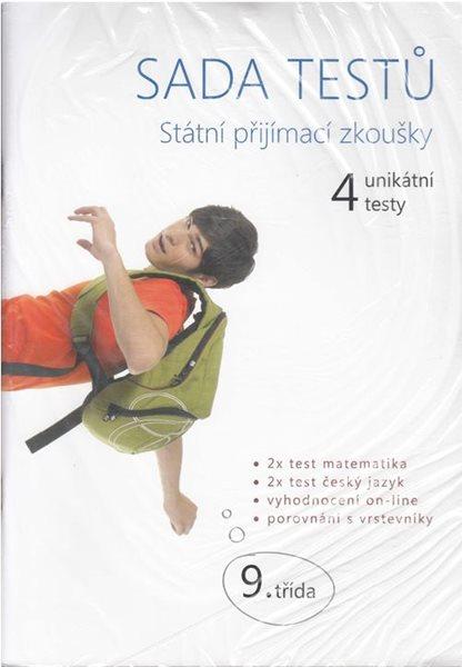 Scio testy - Jdu na SŠ - Sada malá (4 testy) - 9. třída - A4