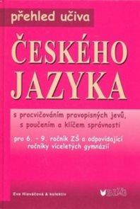 Přehled Českého jazyka na ZŠ