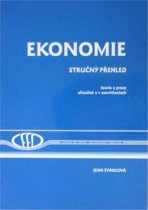 Ekonomie - stručný přehled 2017/2018 - učebnice