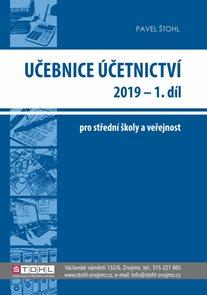 Učebnice účetnictví 2019 pro SŠ - 1. díl