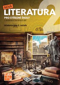 Nová literatura pro 2.ročník SŠ - učebnice