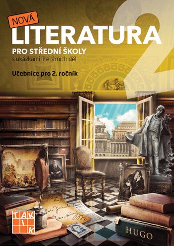 Nová literatura pro 2.ročník SŠ - učebnice - A4
