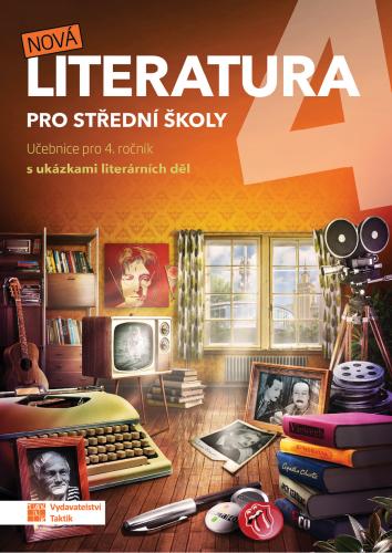 Nová literatura pro 4.ročník SŠ - učebnice - A4