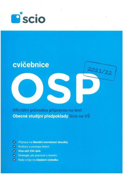 Scio testy - Jdu na VŠ - Cvičebnice OSP - Kateřina Drbohlavová a kolektiv - A4