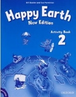 Happy Earth 2 Activity Book + MultiROM Pack NEW EDITION - Bowler, B. - Parminter, S.
