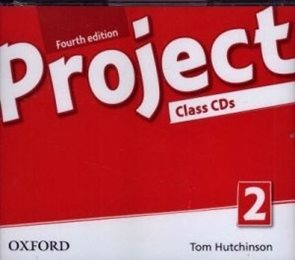 Project 2 - Fourth Edition - Class Audio CDs (3)