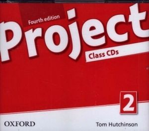 Project 2 - Fourth Edition - Class Audio CDs (3) - Hutchinson, T. - 22x27 cm