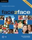 Face2face Pre-intermediate 2.edice Students Book + DVD