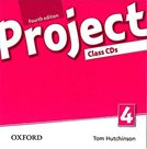 Project 4 - Fourth Edition - Class Audio CD