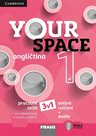 Your Space 1 - pracovní sešit 2v1