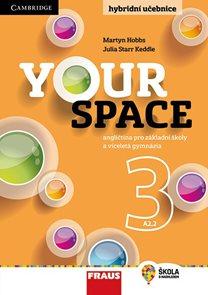 Your Space 3 - učebnice