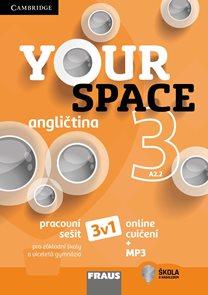 Your Space 3 - pracovní sešit 2v1