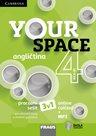Your Space 4 - pracovní sešit 3v1
