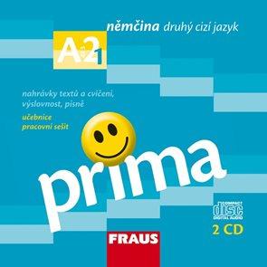 Prima A2 / díl 3 - CD (2 ks)