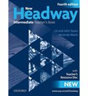 New Headway intermediate 4. Edice Teacher's book + Resource Disc