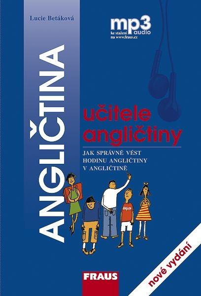 Angličtina učitele angličtiny - Betáková Lucie - 14x21 cm