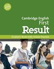 Cambridge English First Result - Student´s Book with Online Practice Test