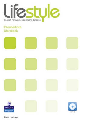 Lifestyle Intermediate Workbook and Workbook CD Pack - Louis Harrison