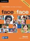 Face2face Starter 2. edice Class Audio CDs