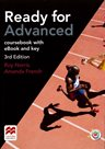 Ready for Advanced (CAE) 3rd edition - coursebook with key
