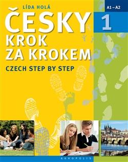 Česky krok za krokem 1 - učebnice - Lída Holá - 23x29 cm
