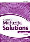 Maturita Solutions 3rd Edition Intermediate Workbook /Czech Edition/