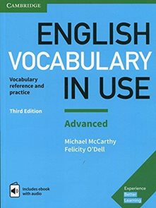 English Vocabulary in Use 3rd Edition Advanced with answers + eBook