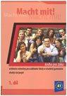 Macht mit ! 1 - učebnice (kniha pro žáka)
