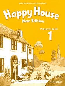 Happy House 1 NEW EDITION Pracovní sešit (česká verze)