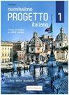 Nuovissimo Progetto italiano 1 Libro+DVD Video