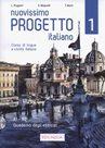 Nuovissimo Progetto Italiano 1 - pracovní sešit