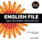 English File Third Edition Upper Intermediate Class Audio CDs /4/ - Latham-koenig, Ch. - Oxenden, C.