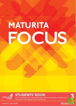 Maturita Focus 3 Students Book - A4